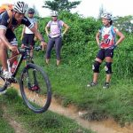 training mountain biking skills